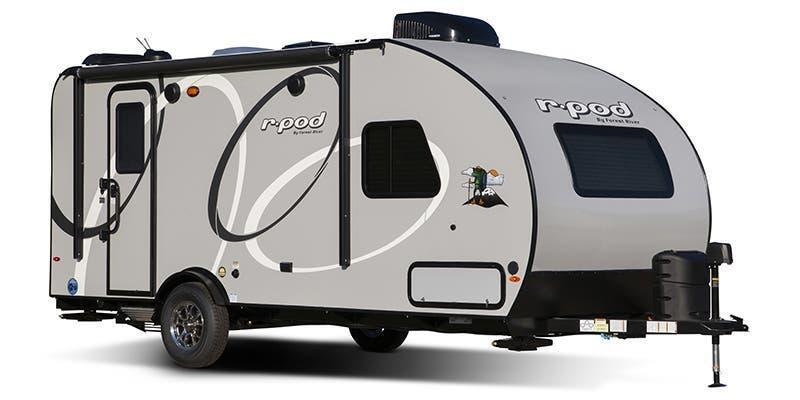 2022 Forest River R-Pod RP-196
