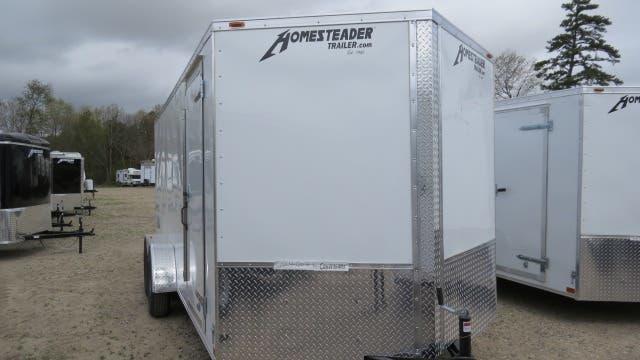 2021 Homesteader Intrepid 7x14 Enclosed Cargo Trailer