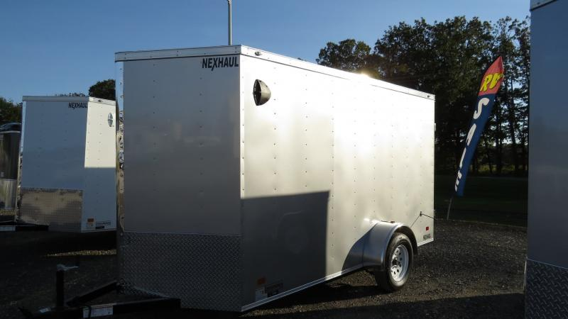 2021 Nexhaul  6x12 Enclosed