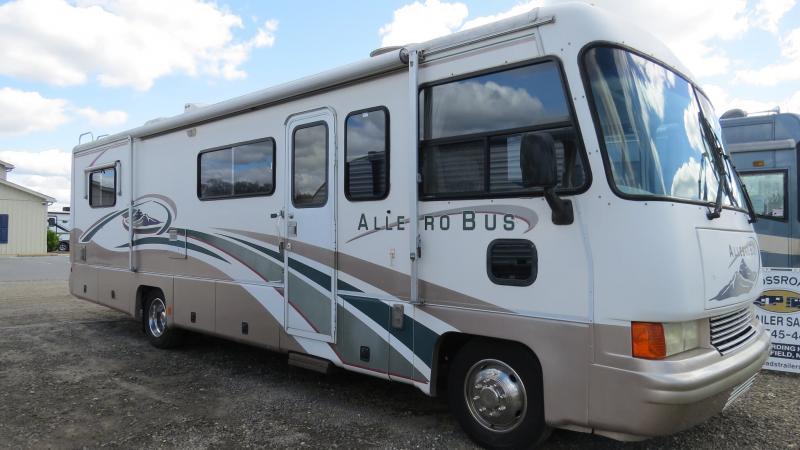 1999 Tiffin Allegro Bus 32 Bus Slide Motor Home
