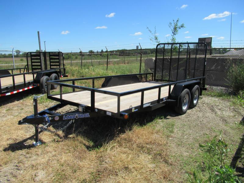 2020 Load Trail 83x16 Landscape Trailer Utility Trailer