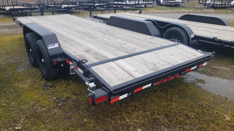 New 83x20 14K Load Trail Equipment Car Hauler Trailer
