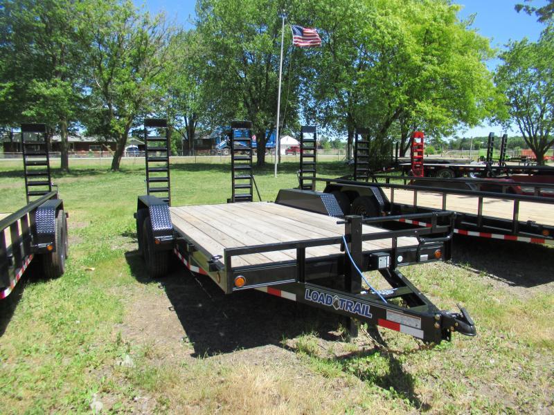 New 83x16 14K Load Trail Equipment Trailer