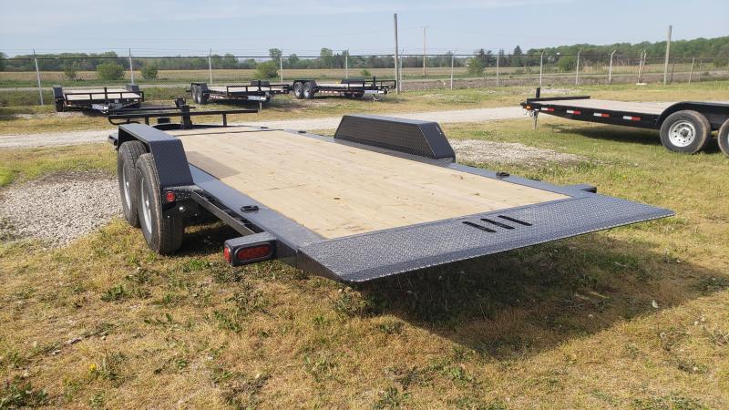 New 83x20 Load Trail 14K Tilt Deck