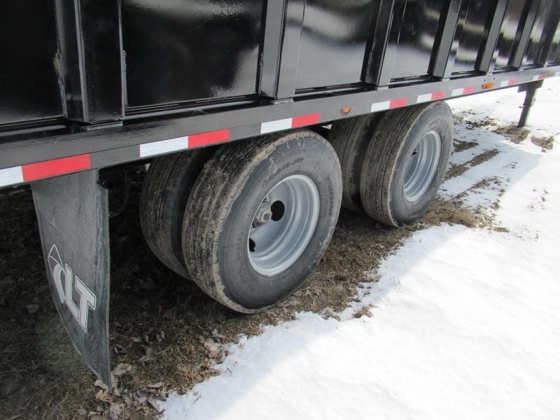 2021 Load Trail 102x22' Dump Dump Trailer