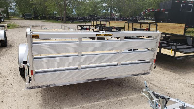 New 82x12 Aluminum Landscape Trailer.