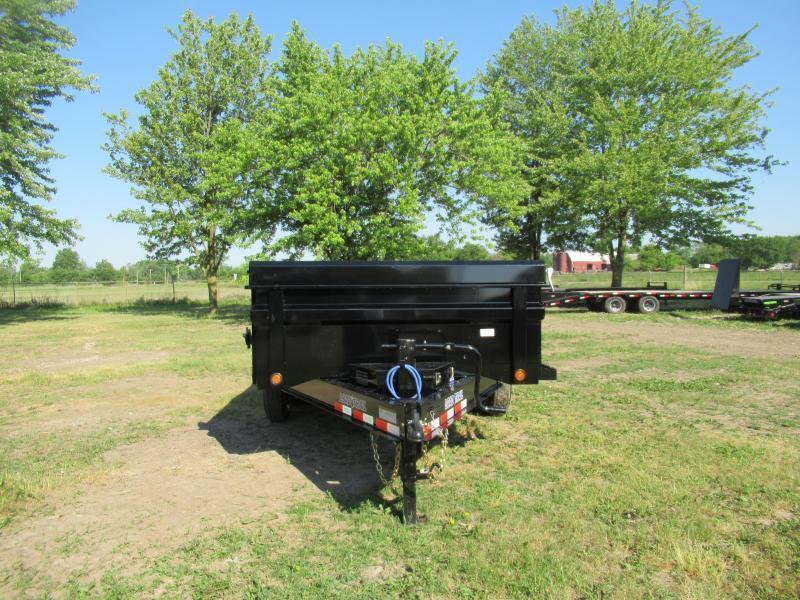 New Load Trail 83x14 14K Dump Trailer