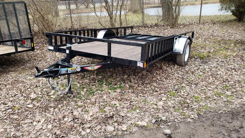 2019 H and H Trailer Used 82x12 Landscape AVT Trailer Utility Trailer