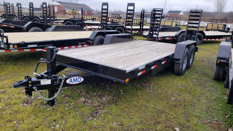 2020 AMO 82x18 14k Equipment Trailer Equipment Trailer