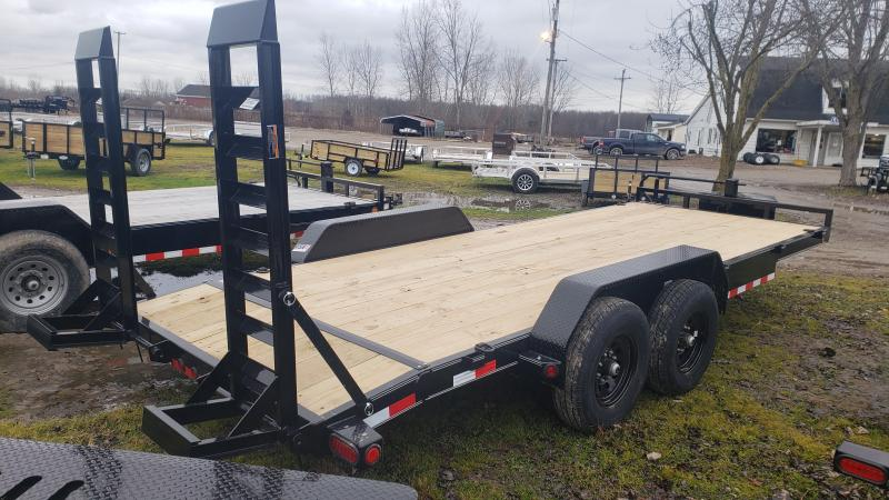 New 83x20 14K Load Trail Equipment Trailer W/Tool Box