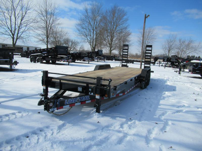 2021 Load Trail 83x24 Equipment Trailer Equipment Trailer