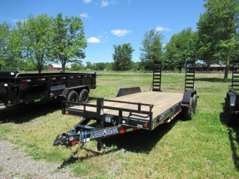 New 83x20 14K Load Trail Equipment Trailer