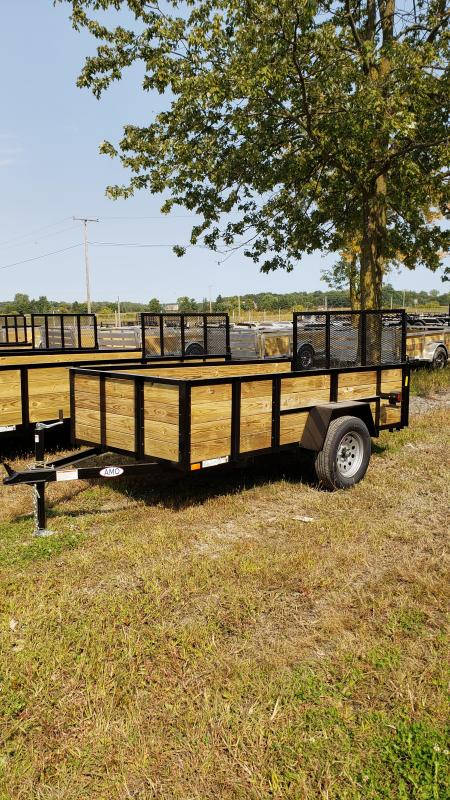 New 5x10 Woodside Landscape Utility Trailer