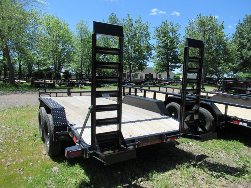 New 83x18 14K Load Trail Equipment Trailer