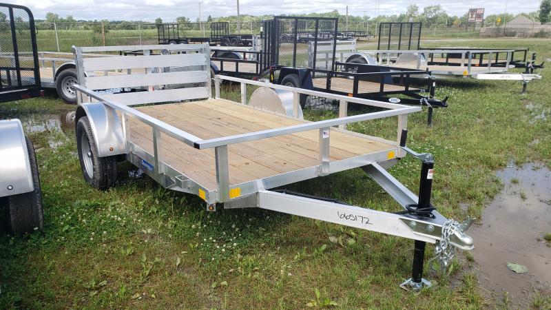 2021 RC Industries New 5.5x10 Aluminum Landscape Trailer Utility Trailer