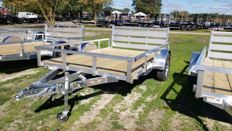 76X10 ALUMINUM SHORT SIDE TRAILER