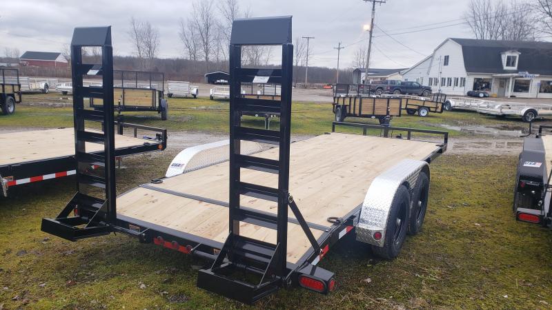 New 83x18 10K Load Trail Equipment Trailer