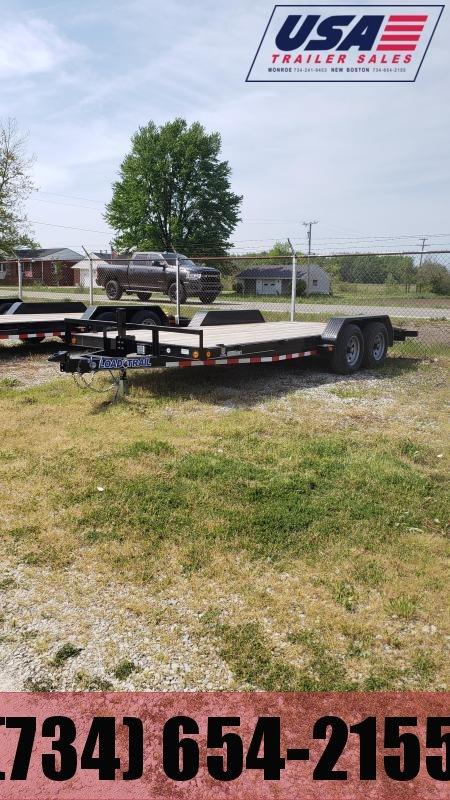 New 83x18 10K Load Trail Car Hauler Trailer