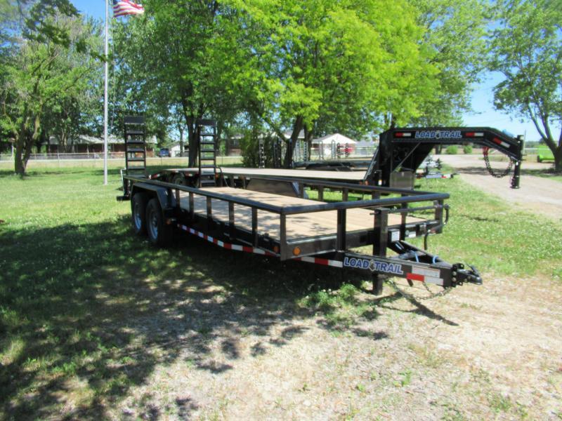 New 83x20 14K Load Trail Utitlity Equipment Trailer