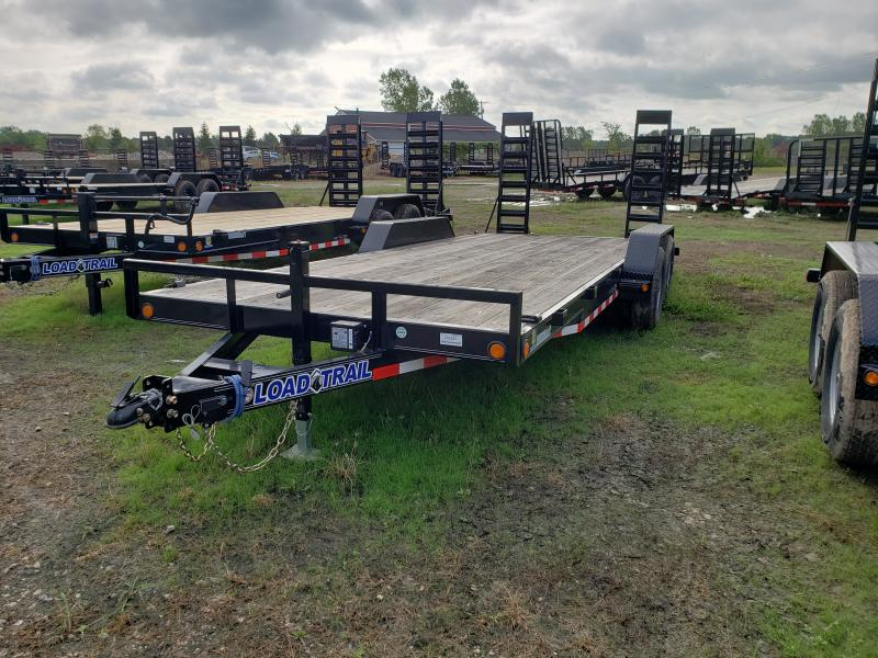New 83x20 Load Trail 10K Equipment Trailer