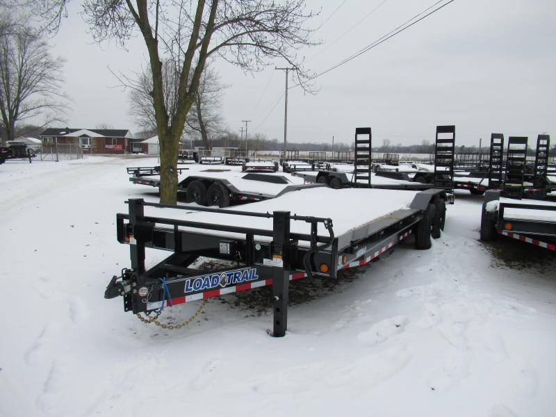 New 102x24 14K Load Trail Equipment Trailer