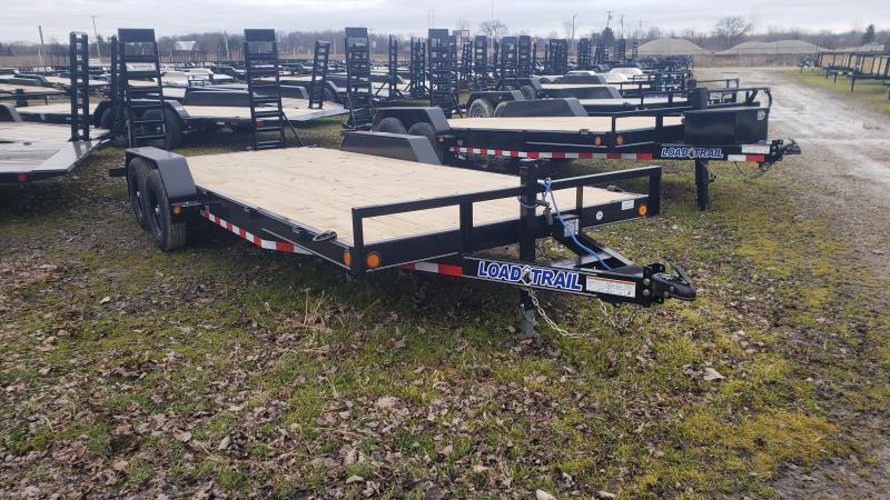 New 83x20 10K Load Trail Equipment Trailer
