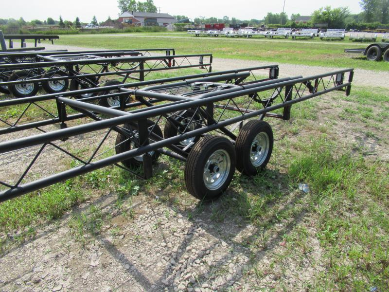 TA700 20-24 CRANK UP PONTOON TANDEAM AXLE