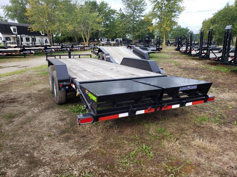 New 83x22 14K Load Trail Equipment Trailer W/ Max Ramps