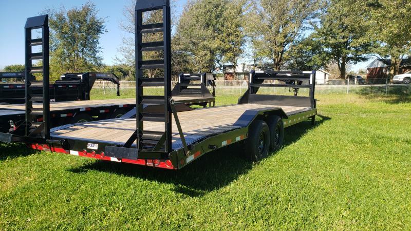 New 102x26 Gooseneck Car Hauler Equipment Trailer
