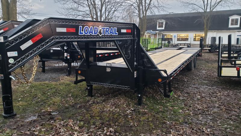 New 32' Load Trail 20K Gooseneck Deck Over