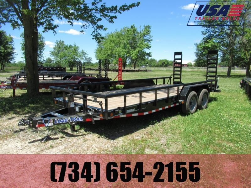 New 83x20 14K Load Trail Utitlity Equipment Trailer