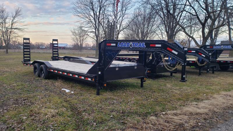 2021 Load Trail 26' Gooseneck Equipment Trailer Equipment Trailer