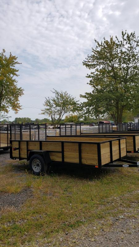 New 6.4x14 Woodside Landscape Utility Trailer