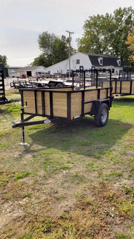 New 5x8 Woodside Landscape Utility Trailer