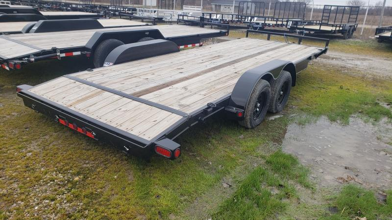 New 82x20 Load Trail 7K Carhauler