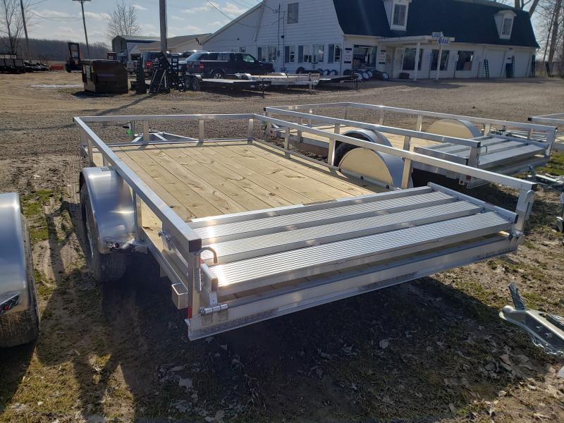 New 82x12 Aluminum Landscape