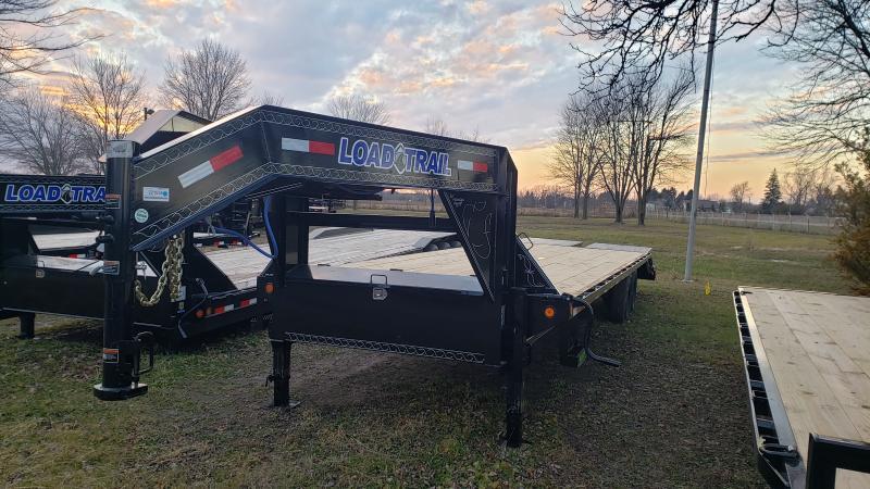 New Load Trail 30' 14K Gooseneck Deckover Equipment Trailer