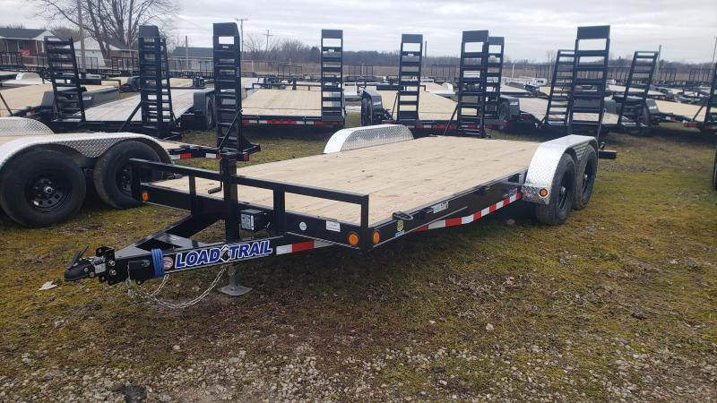New 83x18 10K Load Trail Equipment Trailer