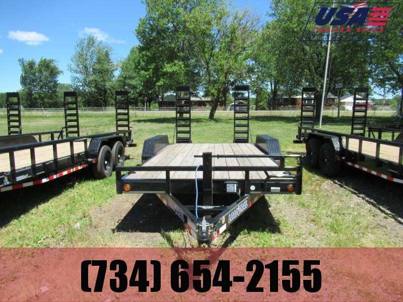 New 83x18 14K Load Trail Equipment Trailer