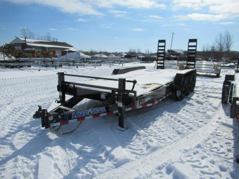 New 83x22 21K Load Trail Equipment Trailer Triple Axle
