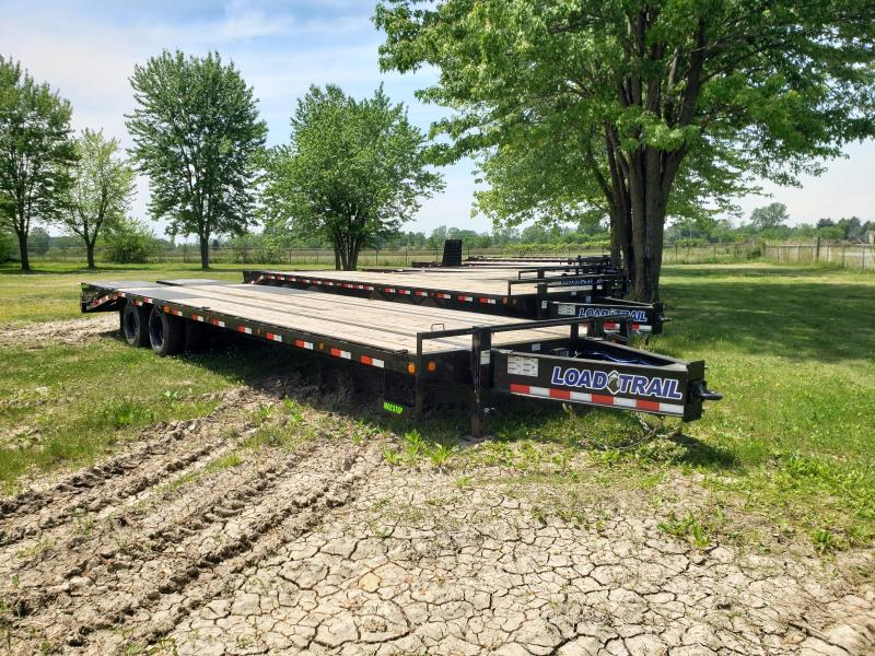 New 32' Low Pro Deck Over Equipment Trailer