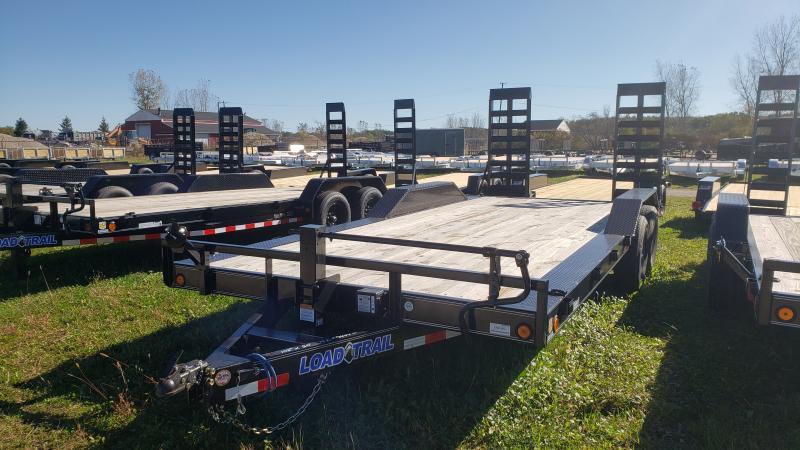 New 102x20 14K Equipment Trailer Equipment Trailer
