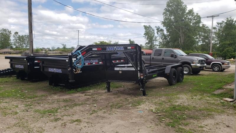 2021 Load Trail 83x14 Roll Off Dump Dump Trailer