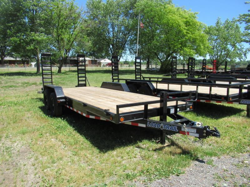 New 83x22 14K Load Trail Equipment Trailer