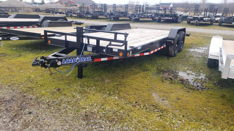 New 83x20 14K Load Trail Equipment Car Hauler Trailer