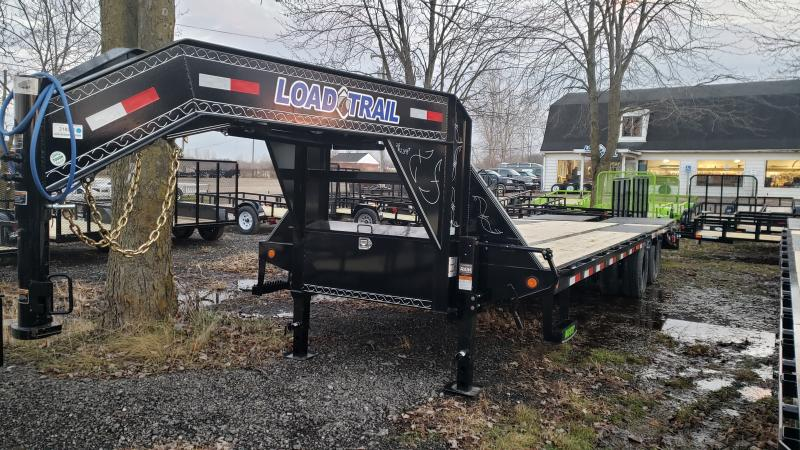 2021 Load Trail 28' Gooseneck Tandem Dully Equipment Trailer