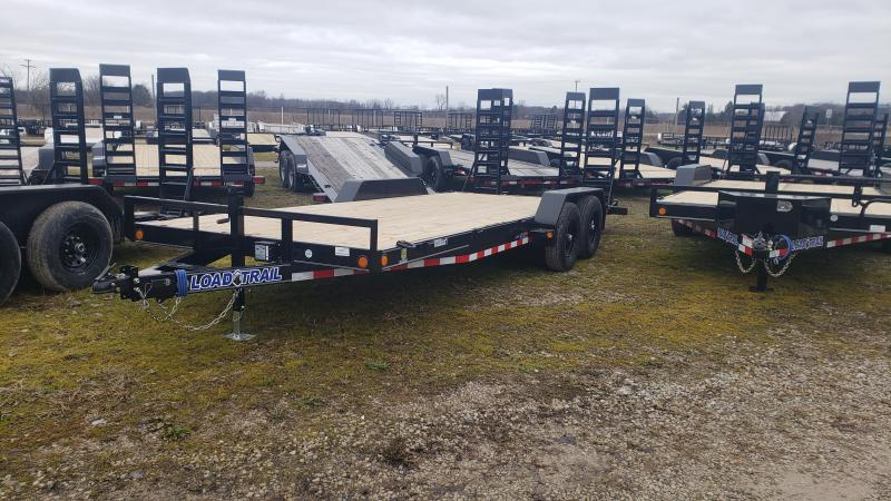 New 83x20 10K Load Trail Equipment Trailer