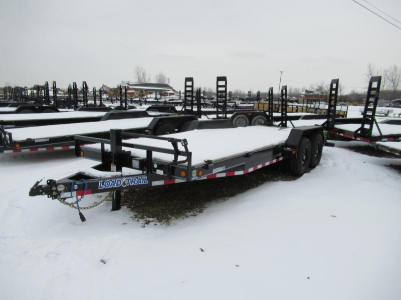 New 83x20 14K Load Trail Equipment Trailer W/ Max Ramps