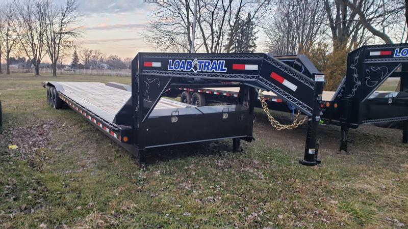 2021 Load Trail 40' Gooseneck Car Hauler Trailer