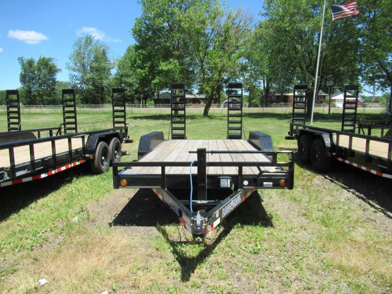 2021 Load Trail 83x20 14K Equipment Trailer Equipment Trailer
